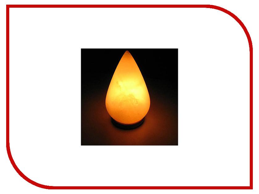 Солевая лампа Wonder Life Капля SLL-12031-Д византия красная капля