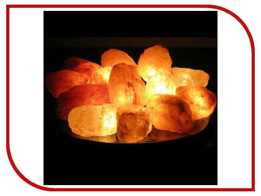 Солевая лампа Wonder Life Огненная Чаша SLL-12055-15  лампа солевая wonder life пирамида usb