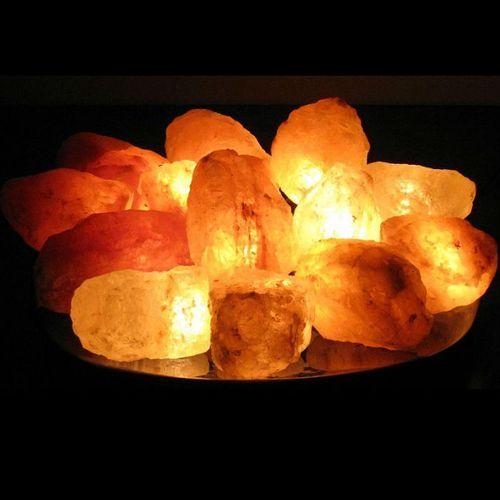 Солевая лампа Wonder Life Огненная Чаша SLL-12055-15