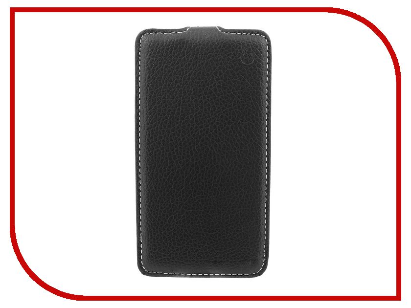 Аксессуар Чехол Sony LT22i Xperia P Partner Flip-case Black чехол для explay a500 partner flip case black