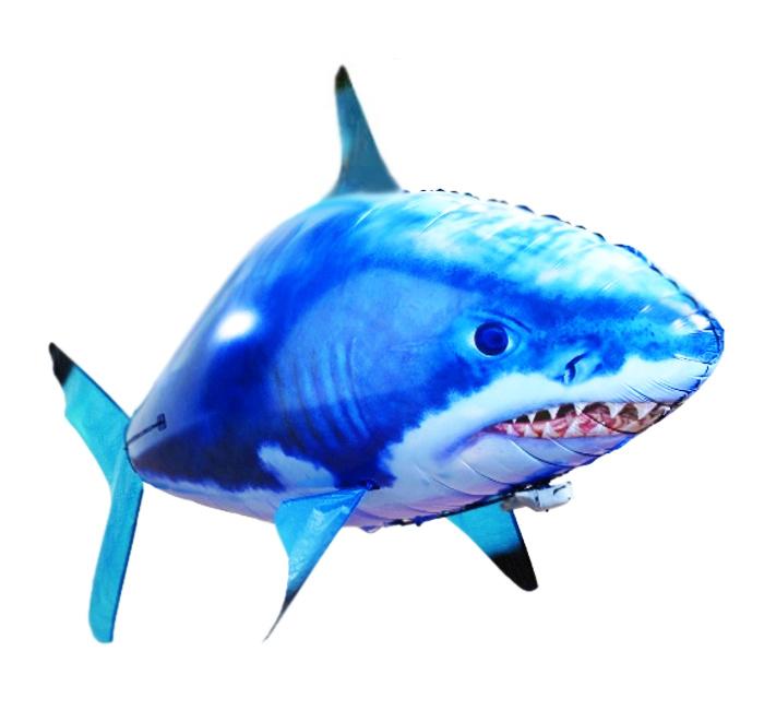 Игрушка Летающая рыба Воздухоплаватели Акула<br>