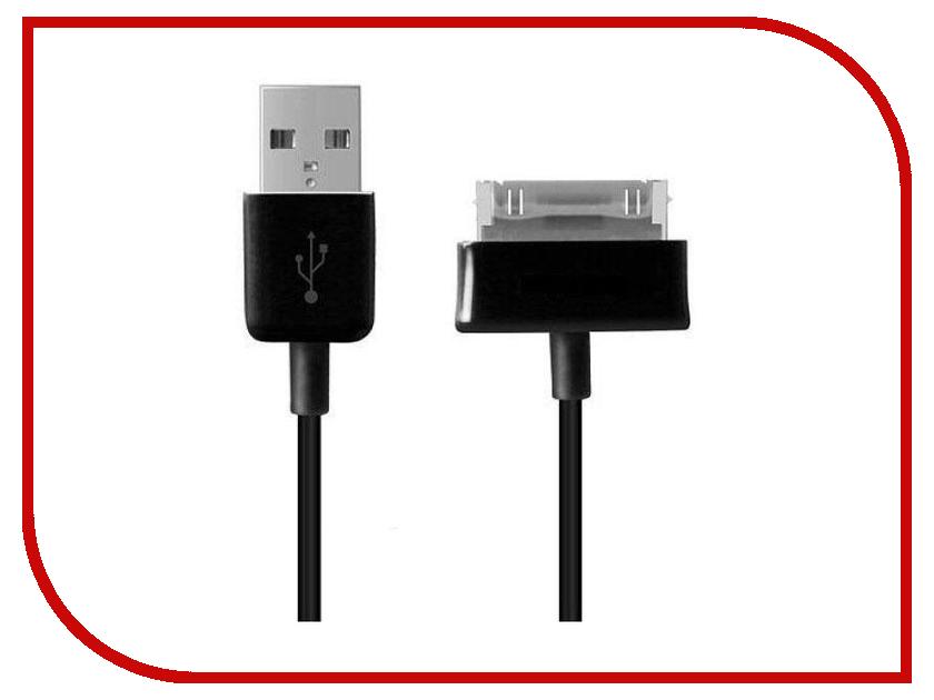 Аксессуар Кабель USB Deppa для Samsung Galaxy Tab 72105 samsung кабель samsung ecc1dp0ube g tab