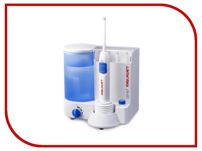 Ирригатор Aquajet LD-A7 литл доктор ирригатор полости рта aquajet ld a8