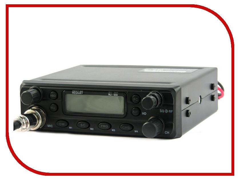 Рация Megajet MJ-650<br>
