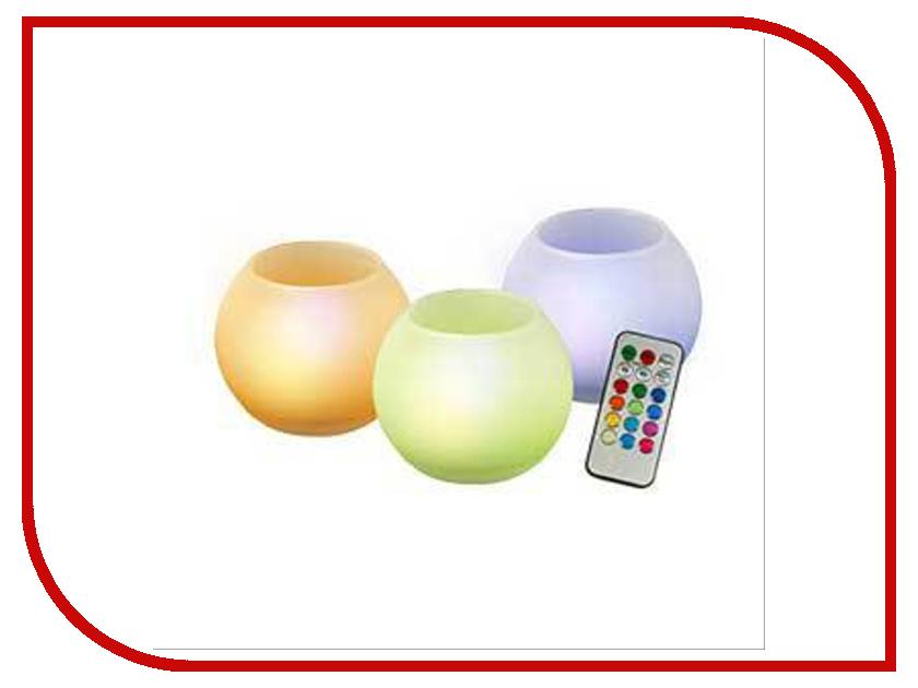 Светильник Jazzway TG-RGB-SET3/GL<br>