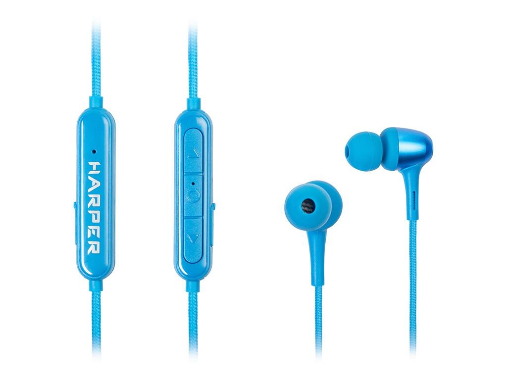 Наушники HARPER HB-306 Blue