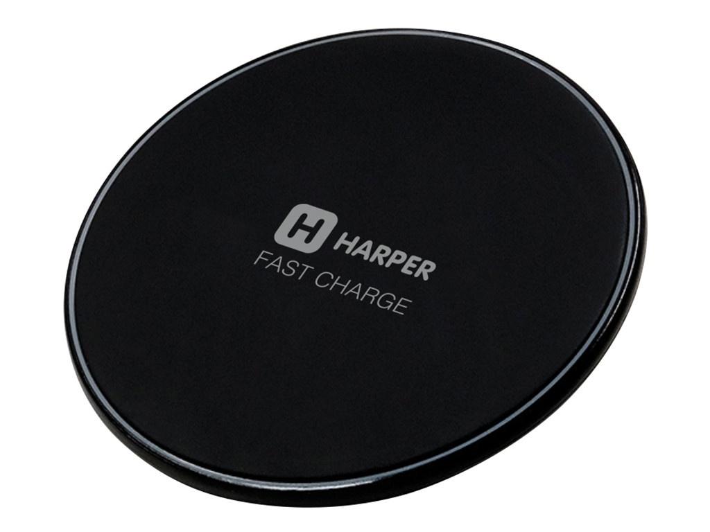 Зарядное устройство Harper QCH-300 Black зарядное