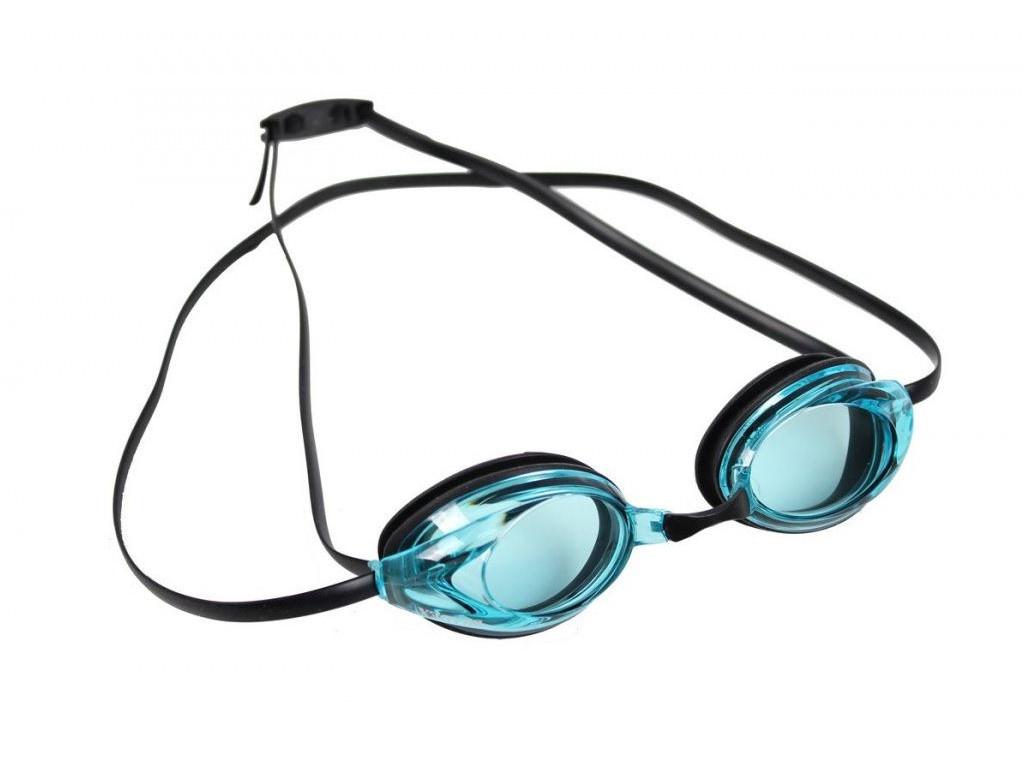 Фото - Очки для плавания Bradex Спорт Black-Light Blue SF 0395 маска для снорклинга bradex l light blue sf 0370