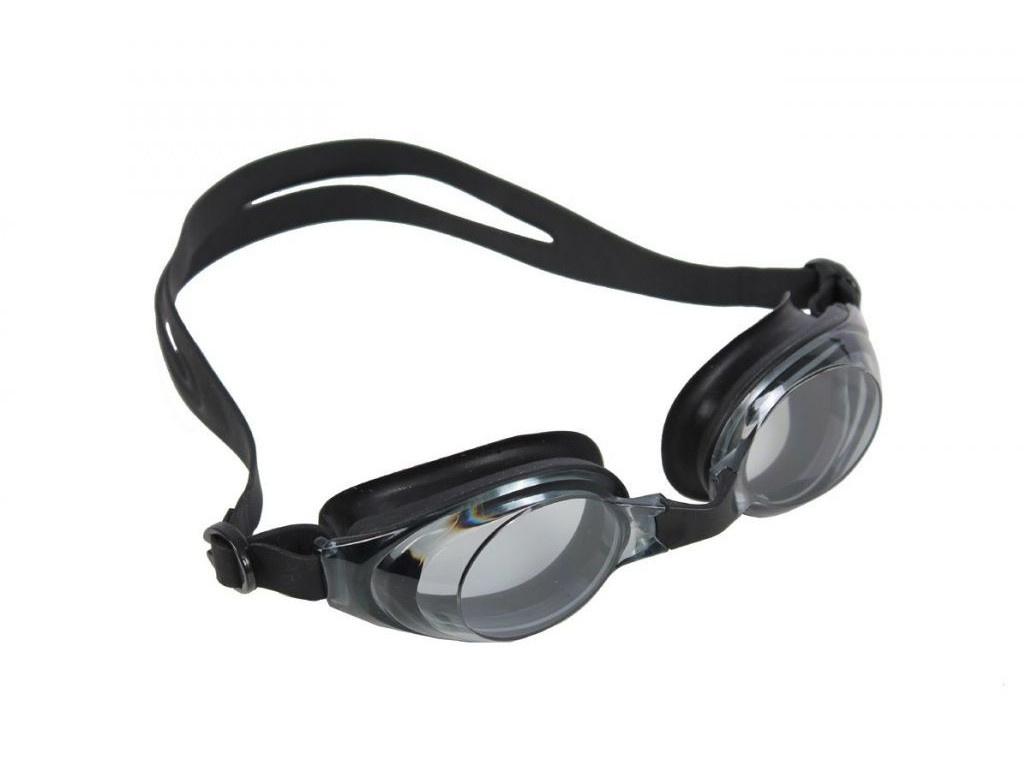 Очки для плавания Bradex Регуляр Black-Grey SF 0392 браслеты sokolov 750223 s