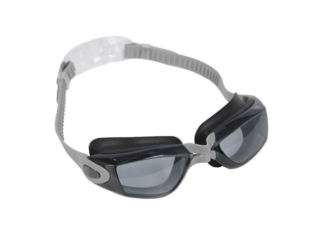 Очки для плавания Bradex Комфорт+ Grey-Grey SF 0389