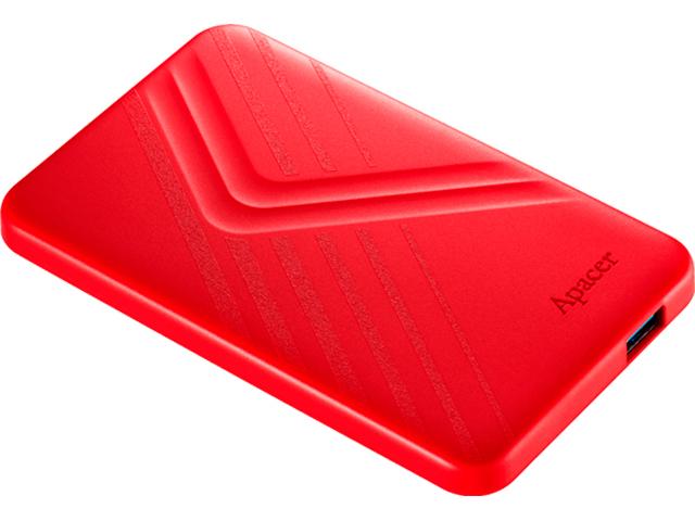 Жесткий диск Apacer AC236 1Tb Red AP1TBAC236R-1