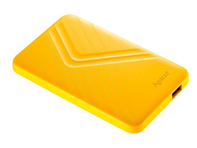 Жесткий диск Apacer AC236 1Tb Yellow AP1TBAC236Y-1