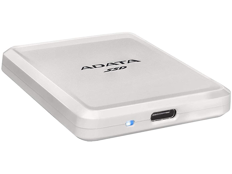 Твердотельный накопитель A-Data SC685 External SSD 250Gb White ASC685-250GU32G2-CWH
