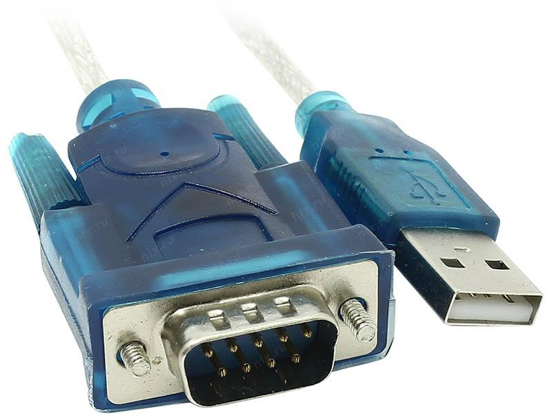 Аксессуар VCOM USB A(M) - RS-232 DB9M 1.2m VUS7050