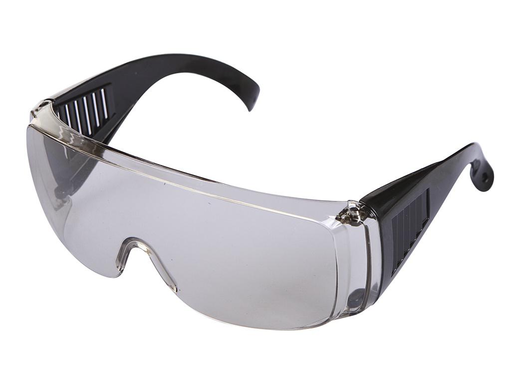 Очки защитные Champion с дужками Smoky C1007