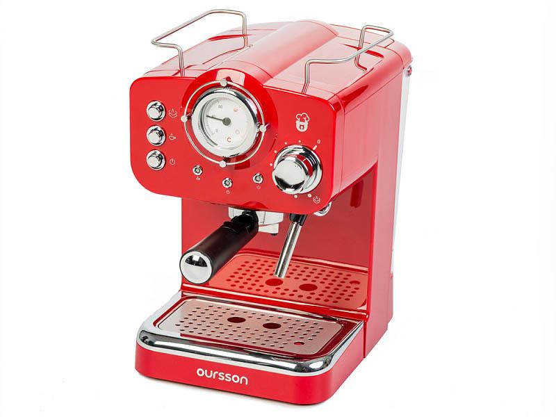 Кофемашина Oursson EM1500/RD