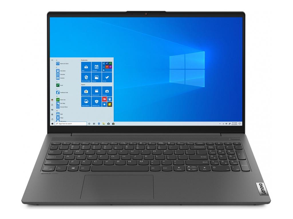 Ноутбук Lenovo IdeaPad 5 15ARE05 Grey 81YQ0017RU (AMD Ryzen 4500U 2.3 GHz/8192Mb/256Gb SSD/AMD Radeon Graphics/Wi-Fi/Bluetooth/Cam/15.6/1920x1080/Windows 10 Home 64-bit)