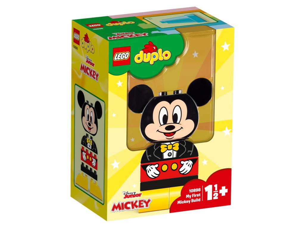 Конструктор Lego Duplo Disney Мой первый Микки 9 дет. 10898