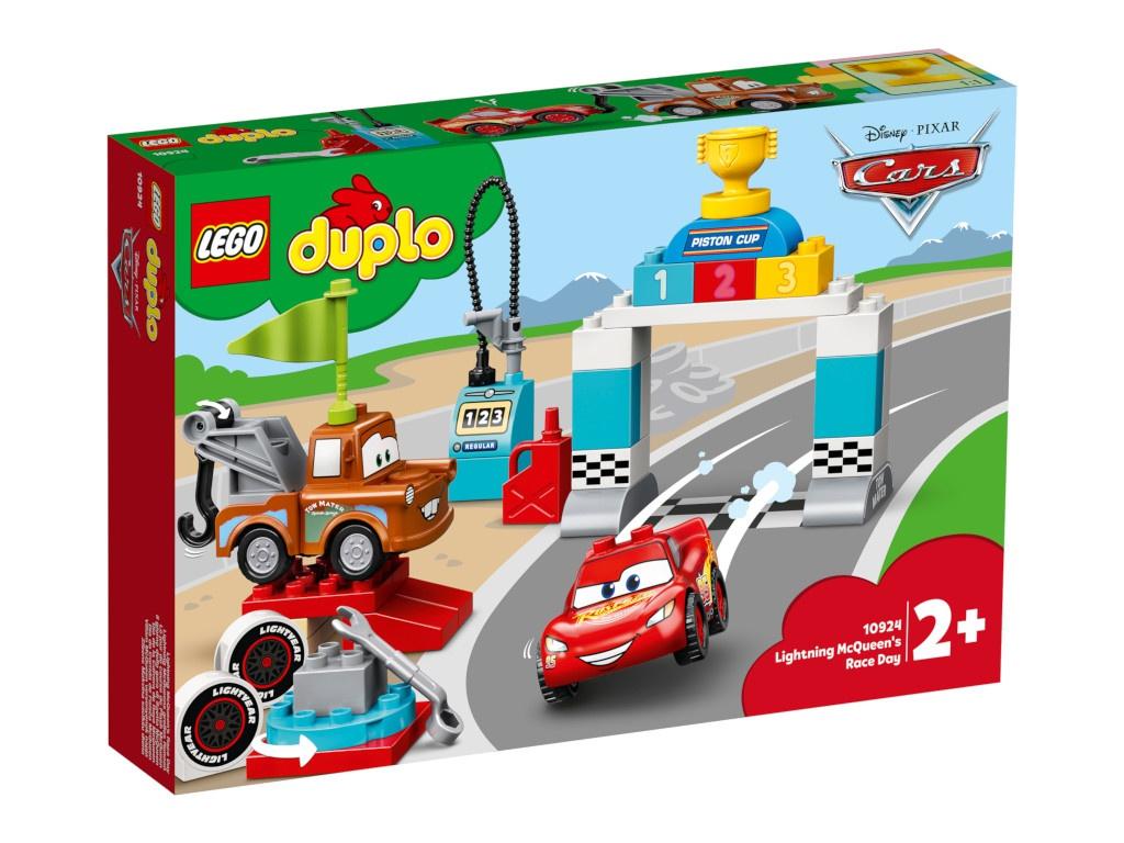 Конструктор Lego Duplo Гонки Молнии МакКуина 42 дет. 10924