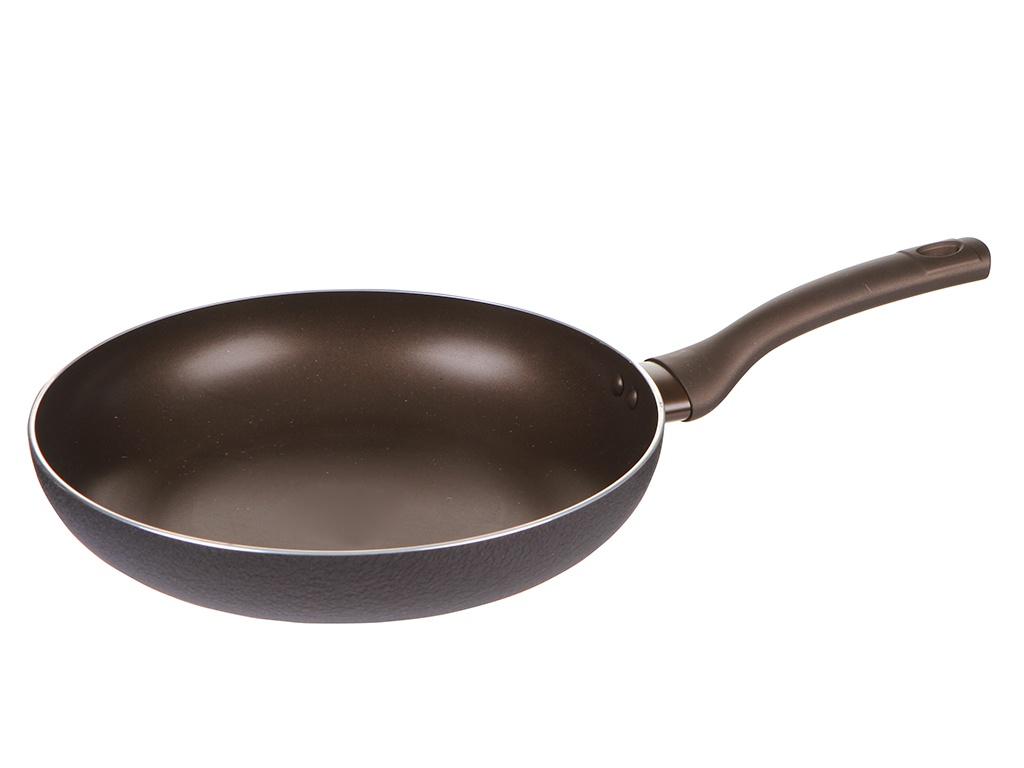 Сковорода Polaris Faktura 28cm 28FB Brown