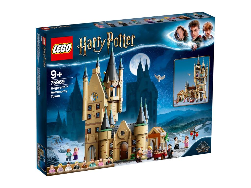Конструктор Lego Harry Potter Астрономическая башня Хогвартса 971 дет. 75969