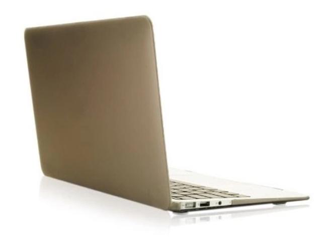 Аксессуар Чехол Gurdini для APPLE MacBook Air 11 Plastic Matt Grey 220006