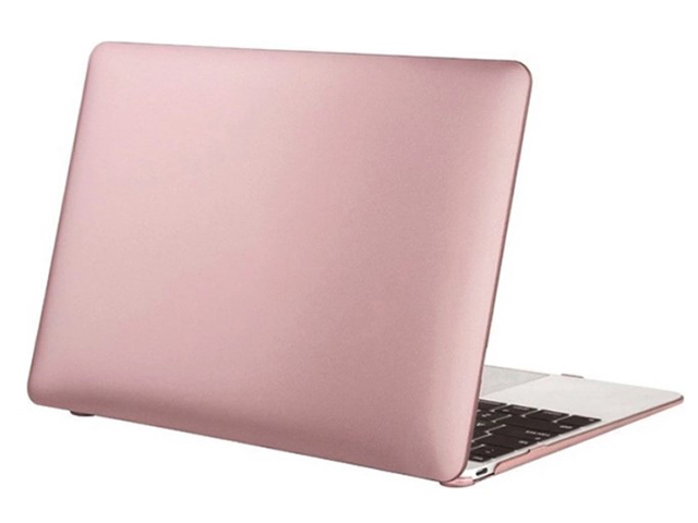 Аксессуар Чехол Gurdini для APPLE MacBook Air 11 Plastic Matt Rose Gold 902920