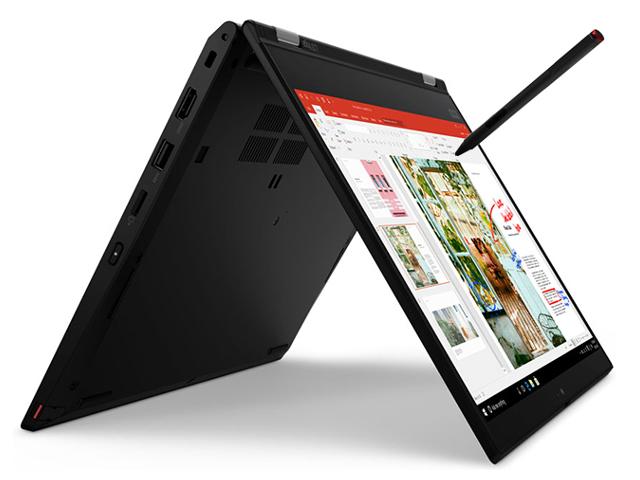 Ноутбук Lenovo ThinkPad L13 Yoga 20R5000BRT (Intel Core i5-10210U 1.6GHz/8192Mb/512Gb SSD/No ODD/Intel HD Graphics/Wi-Fi/Bluetooth/Cam/13.3/1920x1080/Windows 10 64-bit)