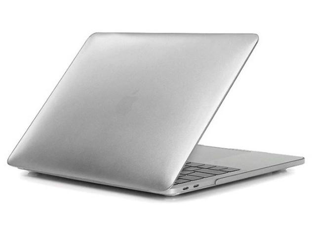 Аксессуар Чехол Gurdini для APPLE MacBook 12 Plastic Matt Silver 910268