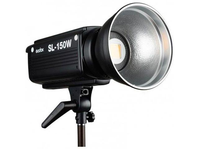 Фото - Студийный свет Godox SL-150W набор ключей имбусовых зубр эксперт складные hex torx ph 1 sl 5мм 8 в 1 27423 h8