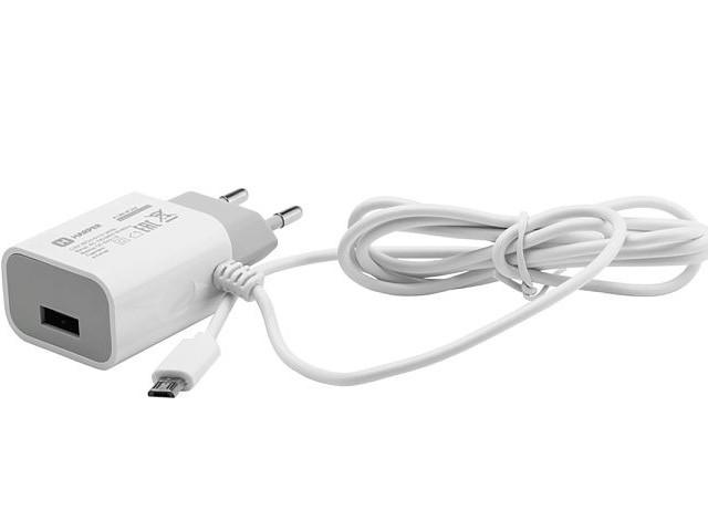 Зарядное устройство Harper WCH-5113 2.1A White