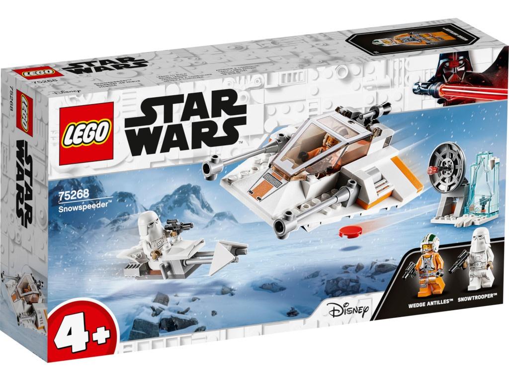 Конструктор Lego Star Wars Снежный спидер 91 дет. 75268