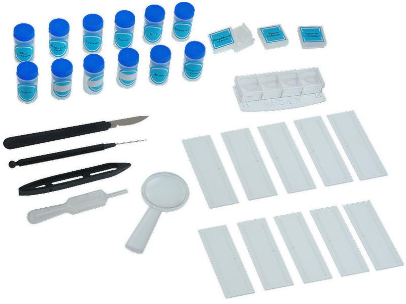 Набор для экспериментов Микромед Эврика Kit1