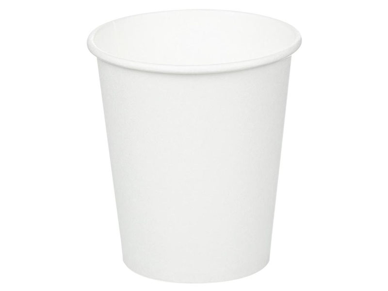 Одноразовые стаканы Huhtamaki 200ml White 50шт