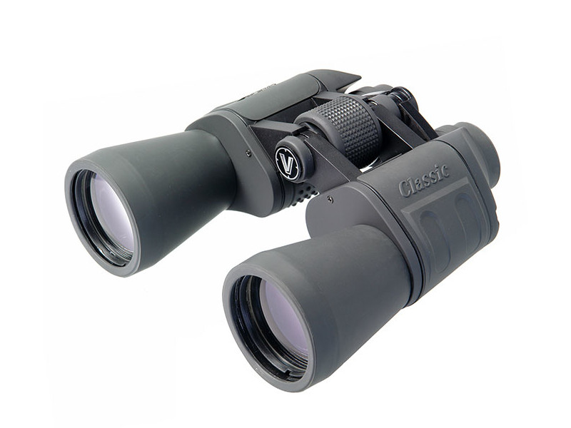 Бинокль Veber Classic БПЦ 16x50 VR Grey 23906 veber бпц zoom 8 32x50