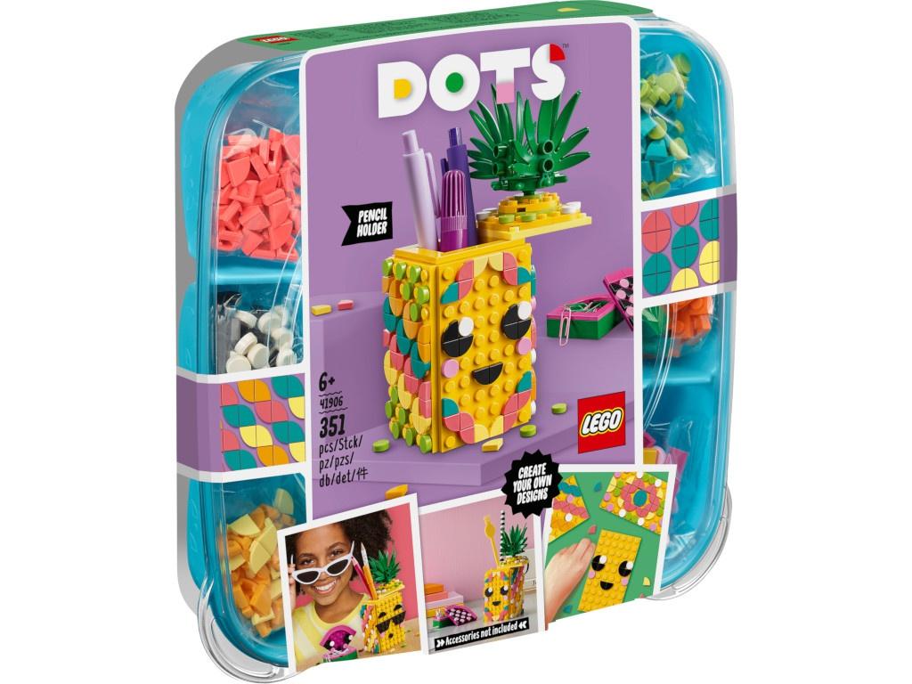 Конструктор Lego Dots Подставка для карандашей Ананас 351 дет. 41906