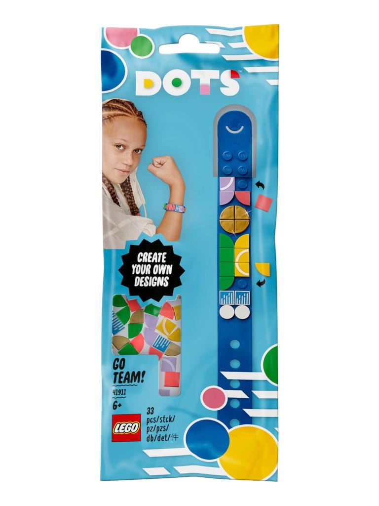 Конструктор Lego Dots Браслет Чемпионки 33 дет. 41911
