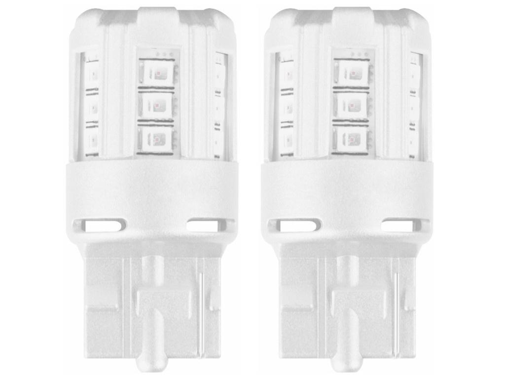 Лампа Osram W21W 12V-LED 1.0W (W3x16d) Amber 2шт 7705YE-02B