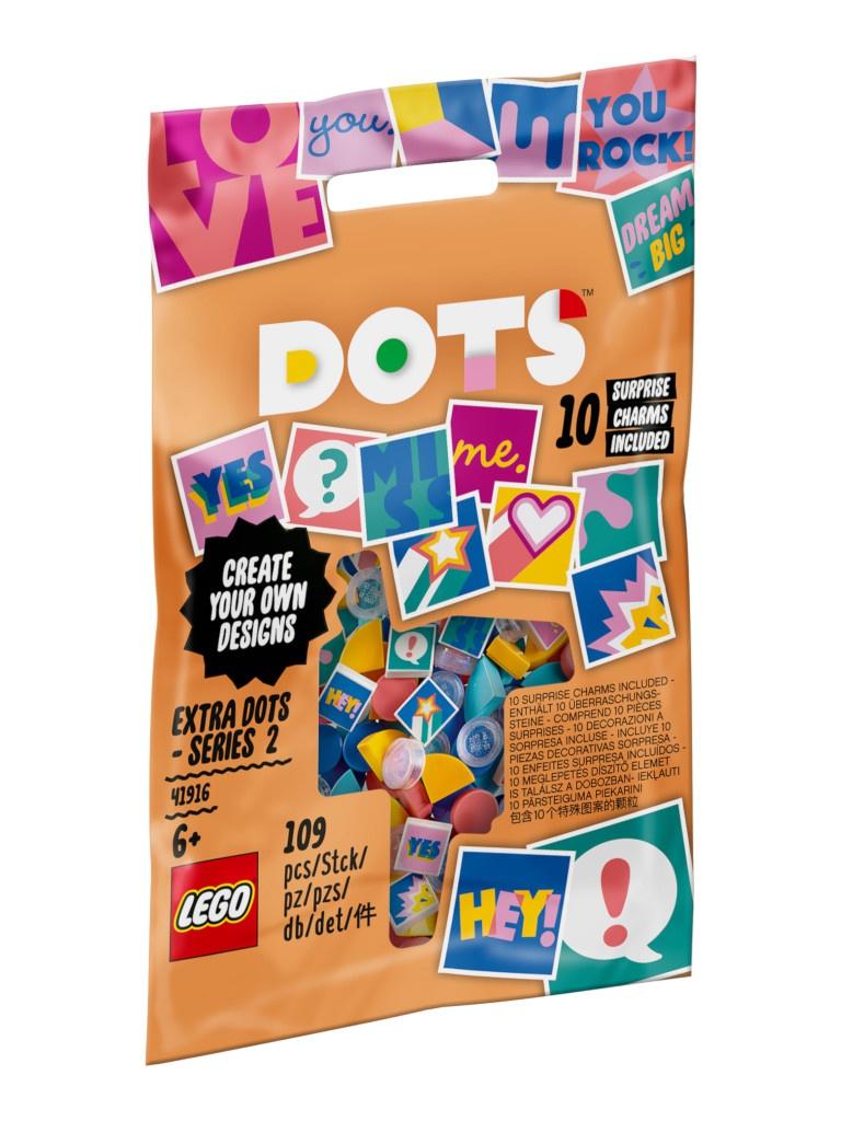 Конструктор Lego Dots Тайлы 2 109 дет. 41916