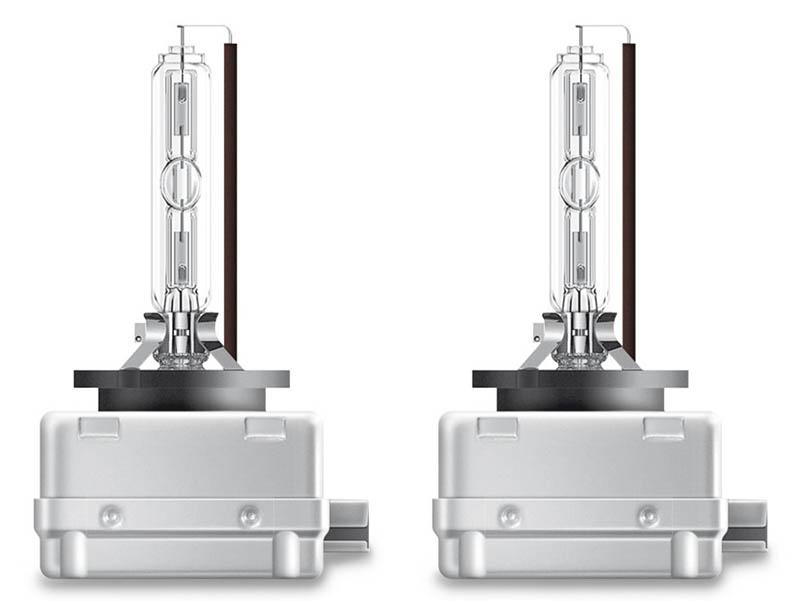 Лампа Osram D1S 85V-35W (PK32d-2) Xenarc Night Breaker Laser 2шт 66140XNL-HCB