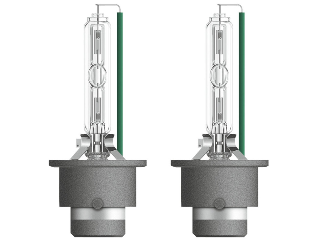 Лампа Osram D4S 42V-35W (P32d-5) Xenarc Night Breaker Laser 2шт 66440XNL-HCB