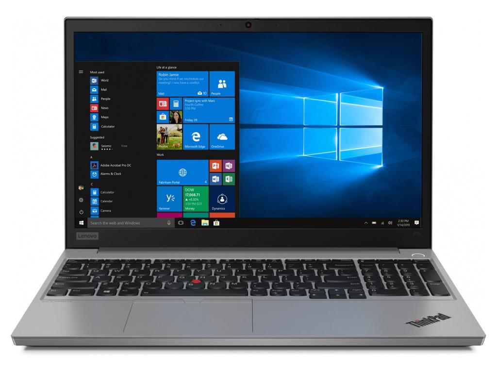 Ноутбук Lenovo ThinkPad E15-IML 20RD0034RT (Intel Core i3-10110U 2.1GHz/8192Mb/1000Gb/Intel HD Graphics/Wi-Fi/Bluetooth/Cam/15.6/1920x1080/Windows 10 64-bit) ноутбук hp 15 dw0005ur intel core i3 8145u 2100 mhz 15 6 1366x768 8gb 256gb ssd no dvd intel uhd graphics 620 wi fi bluetooth windows 10