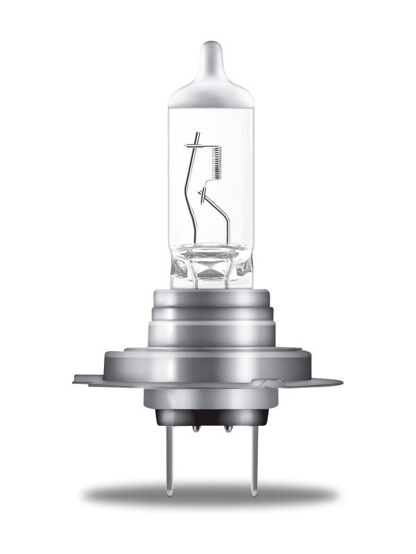 Лампа Osram H7 12V- 55W (PX26d) Night Breaker Silver 1шт 64210NBS-01B
