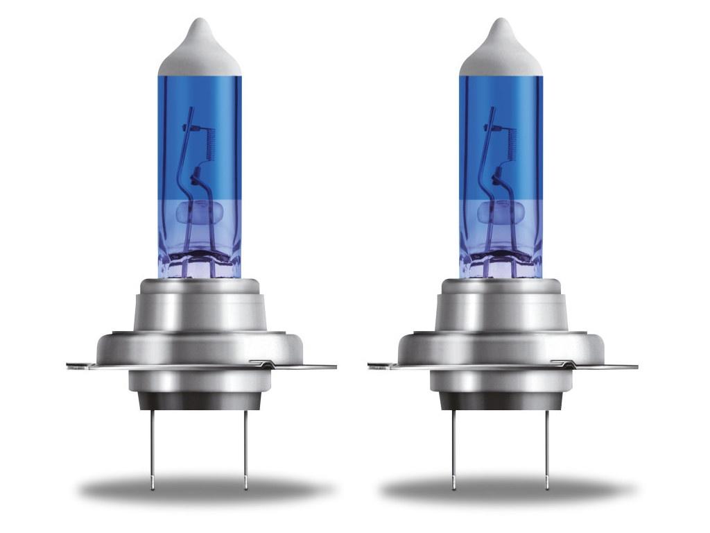 Лампа Osram H7 12V- 80W (PX26d) Cool Blue Boost 2шт DuoBox 62210CBB-HCB