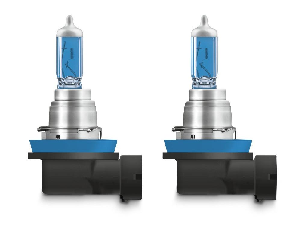 Лампа Osram H8 12V-35W (PGJ19-1) Cool Blue Intense 2шт DuoBox 64212CBI-HCB