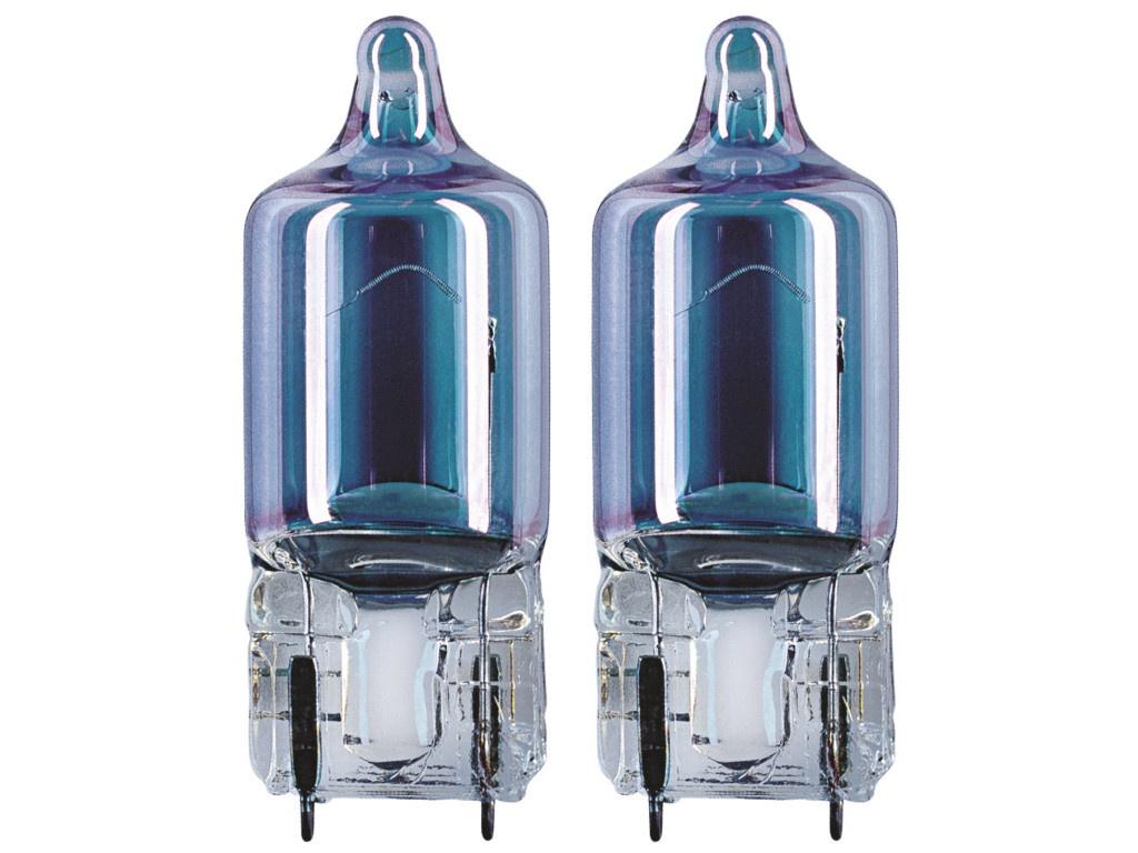 Лампа Osram W5W 12V-5W (W2.1x9.5d) Cool Blue Intense 2шт 2825HCBI-02B