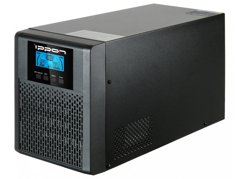 Источник бесперебойного питания Ippon Innova G2 Euro 1000 Black адаптер питания ippon e40 40вт черный