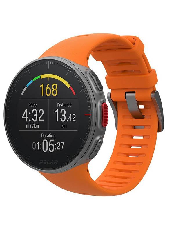 Часы Polar Vantage V с датчиком H10 Orange