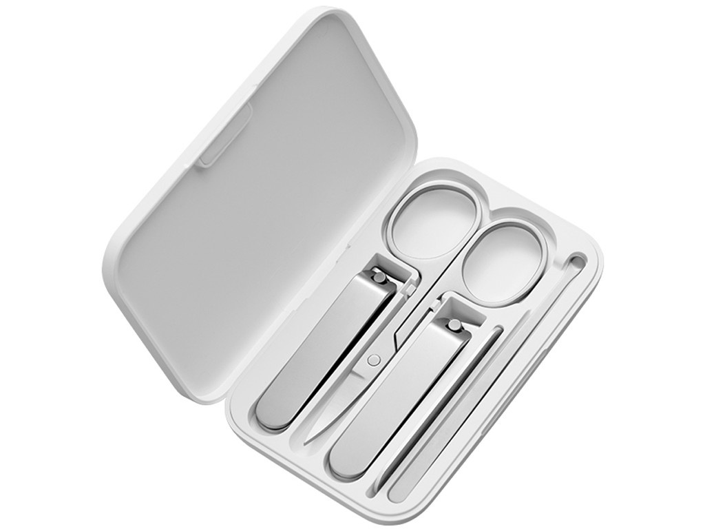 Маникюрный набор Xiaomi Mijia Nail Clipper Five Piece Set MJZJD002QW