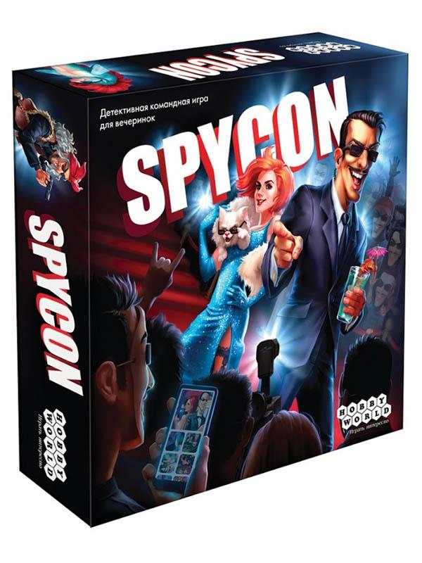 Настольная игра Hobby World Spycon 915164